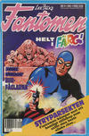 Cover for Fantomen (Semic, 1963 series) #9/1991