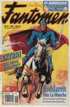 Cover for Fantomen (Semic, 1963 series) #18/1992
