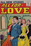 Cover for All for Love (Prize, 1957 series) #v1#4 [4]