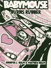 Cover for Babymouse (Random House, 2005 series) #12 - Burns Rubber
