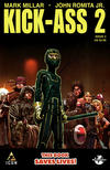 Cover for Kick-Ass 2 (Marvel, 2010 series) #3