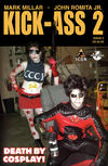 Cover for Kick-Ass 2 (Marvel, 2010 series) #5 [Cosplay Photo Variant Cover]