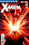 Cover for Uncanny X-Men (Marvel, 2012 series) #3