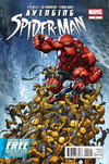 Cover Thumbnail for Avenging Spider-Man (2012 series) #2 [Direct Edition]