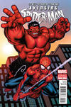 Cover for Avenging Spider-Man (Marvel, 2012 series) #2 [Variant Edition - Ed McGuinness Cover]