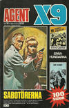 Cover for Agent X9 (Semic, 1971 series) #10/1982