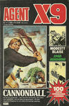 Cover for Agent X9 (Semic, 1971 series) #11/1982