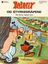 Cover Thumbnail for Asterix (1969 series) #10 - Asterix og styrkedråpene [3. opplag]