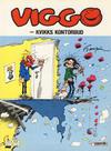 Cover for Viggo (Semic, 1986 series) #1 - Viggo - Kvikks kontorbud [5. opplag]
