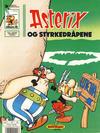 Cover Thumbnail for Asterix (1969 series) #10 - Asterix og styrkedråpene [7. opplag [6. opplag] Reutsendelse 147 36]