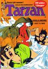 Cover for Tarzan (Atlantic Forlag, 1977 series) #20/1979