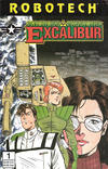 Cover for Robotech: Macross Missions: Excalibur (Academy Comics Ltd., 1995 series) #1