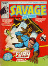 Cover for Savage Action (Marvel UK, 1980 series) #9