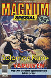 Cover for Magnum Spesial (Bladkompaniet / Schibsted, 1988 series) #6/1991