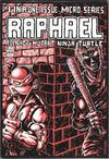 Cover for Raphael, Teenage Mutant Ninja Turtle (Mirage, 1985 series) #1
