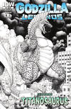 Cover Thumbnail for Godzilla Legends (2011 series) #3 [Retailer Incentive Cover]