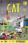 Cover for Fat Freddy's Cat (Rip Off Press, 1977 series) #6