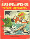 Cover for Suske en Wiske (Standaard Uitgeverij, 1967 series) #190 - De woelige Wadden