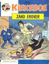 Cover for Kiekeboe (Standaard Uitgeverij, 1990 series) #69 - Zand erover