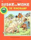 Cover for Suske en Wiske (Standaard Uitgeverij, 1967 series) #221 - De rinoramp
