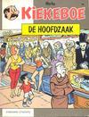 Cover for Kiekeboe (Standaard Uitgeverij, 1990 series) #66 - De hoofdzaak