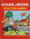 Cover for Suske en Wiske (Standaard Uitgeverij, 1967 series) #163 - De vlijtige vlinder