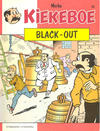 Cover for Kiekeboe (Standaard Uitgeverij, 1990 series) #48 - Black-out