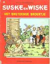 Cover for Suske en Wiske (Standaard Uitgeverij, 1967 series) #192 - Het Bretoense broertje