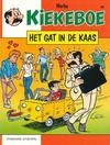 Cover for Kiekeboe (Standaard Uitgeverij, 1990 series) #60 - Het gat in de kaas