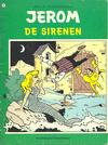 Cover for Jerom (Standaard Uitgeverij, 1962 series) #95 - De sirenen