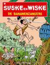 Cover for Suske en Wiske (Standaard Uitgeverij, 1967 series) #315 - De bananenzangers