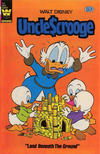Cover Thumbnail for Uncle Scrooge (1963 series) #196 [Yellow Whitman Logo]