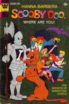 Cover for Hanna-Barbera Scooby Doo... Where Are You! (Western, 1970 series) #10 [Whitman Variant]