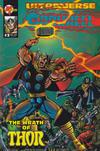 Cover Thumbnail for Godwheel (1995 series) #3 [Thor Cover]
