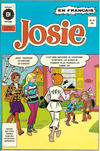 Cover for Josie (Editions Héritage, 1974 series) #18