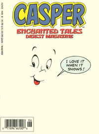 Cover Thumbnail for Casper Enchanted Tales Digest (Harvey, 1992 series) #8