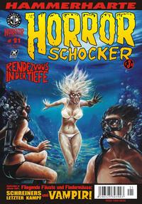 Cover Thumbnail for Horrorschocker (Weissblech Comics, 2004 series) #21