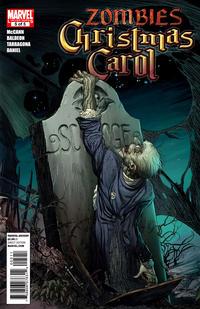 Cover Thumbnail for Marvel Zombies Christmas Carol (Marvel, 2011 series) #5