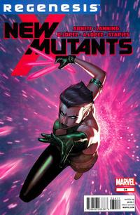 Cover Thumbnail for New Mutants (Marvel, 2009 series) #34