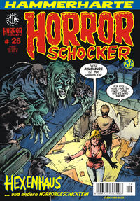 Cover Thumbnail for Horrorschocker (Weissblech Comics, 2004 series) #26