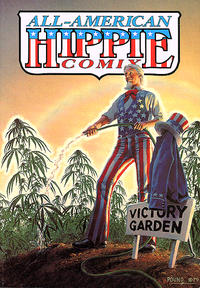 Cover Thumbnail for All-American Hippie Comix (Kitchen Sink Press, 1994 series)