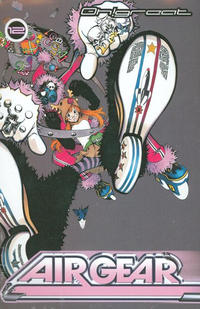 Cover Thumbnail for Air Gear (Random House, 2006 series) #12