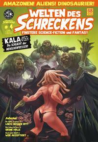 Cover Thumbnail for Welten des Schreckens (Weissblech Comics, 2009 series) #4