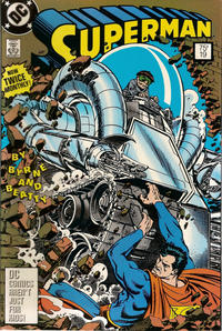 Cover Thumbnail for Superman (DC, 1987 series) #19 [Third Printing]
