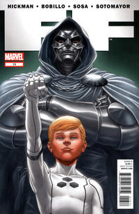 Cover Thumbnail for FF (Marvel, 2011 series) #13