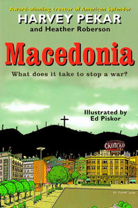 Cover Thumbnail for Macedonia (Random House, 2007 series)