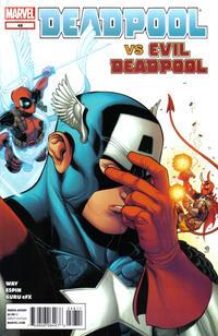 Cover Thumbnail for Deadpool (Marvel, 2008 series) #48