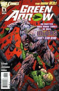 Cover Thumbnail for Green Arrow (DC, 2011 series) #5