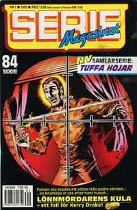 Cover Thumbnail for Seriemagasinet (Semic, 1970 series) #1/1993