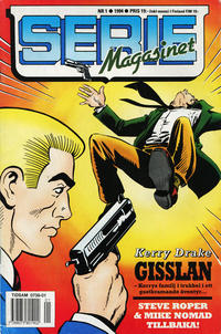 Cover Thumbnail for Seriemagasinet (Semic, 1970 series) #1/1994